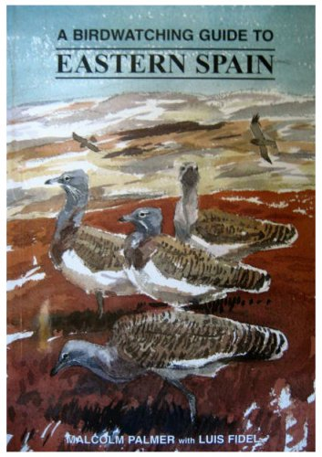 9781900159661: A Birdwatching Guide to Eastern Spain (Arlequin Press Birdwatching Guides)