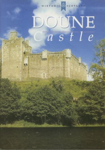 9781900168045: Historic Scotland Doune Castle