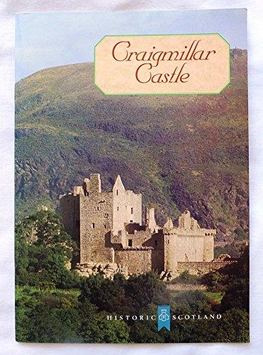 9781900168106: Craigmillar Castle
