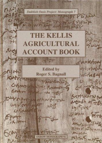 Kellis Agricultural Account Book (Hardback)