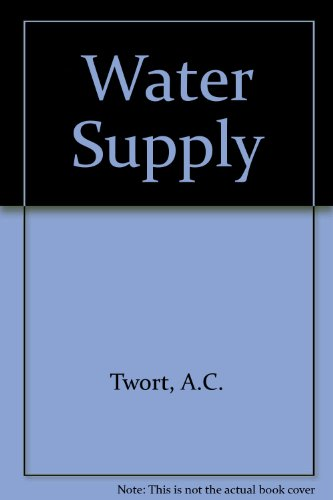 9781900222198: Water Supply