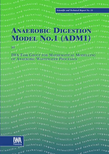 9781900222785: Anaerobic Digestion Model No.1 (Adm1) (Scientific & Technical Report)