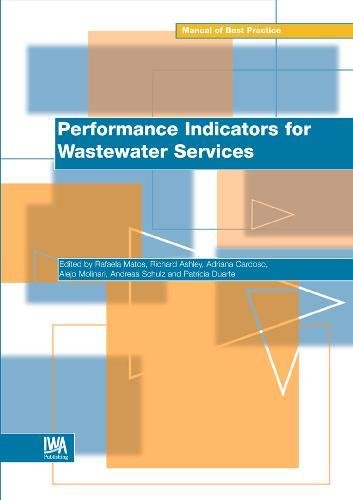 9781900222907: Performance Indicators for Wastewater Services (Manual of Best Practice)