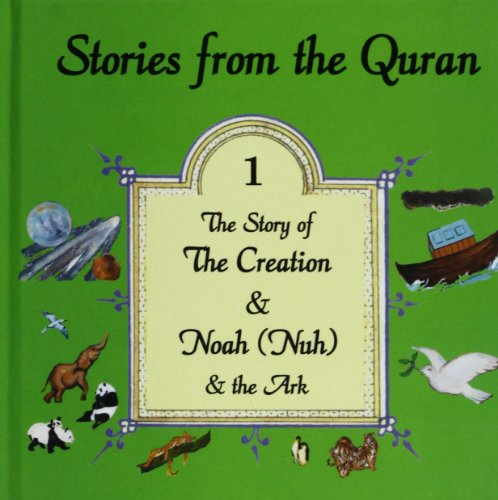 Stories from the Quran Book 1 (Stories from the Quran) (Bk. 1) (9781900251501) by Noura Durkee