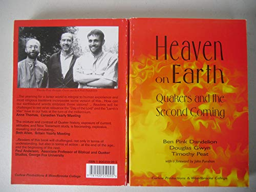 9781900259095: Heaven or Earth: Quakers and the Second Coming