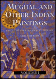 MUGHAL AND OTHER INDIAN PAINTINGS TWO VOLUME: LINDA YORK LEACH