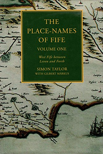 9781900289771: The Place-names of Fife: West Fife Between Leven and Forth: v. 1