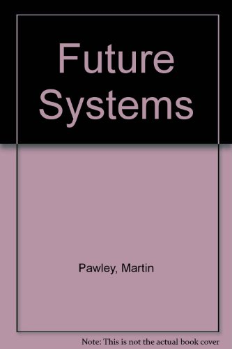 9781900300131: Future Systems