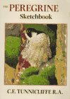 The peregrine sketchbook (9781900318020) by C F. TUNNICLIFFE