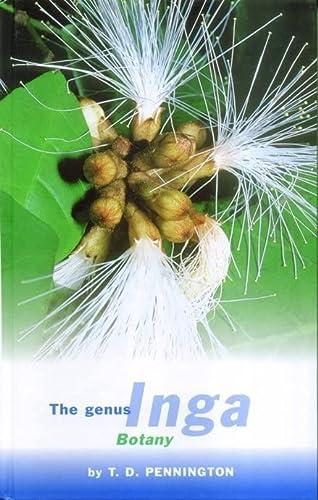 9781900347129: Genus Inga: Botany