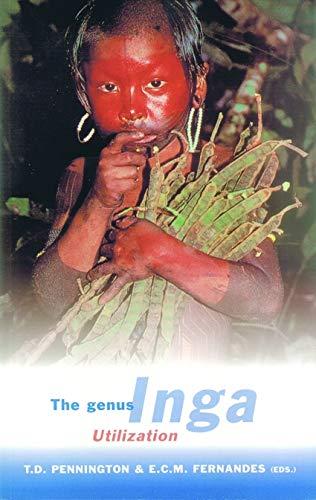 9781900347587: The Genus Inga: Utilization