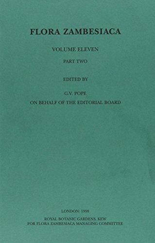 Flora Zambesiaca Volume 11 Part 2: Pope, G