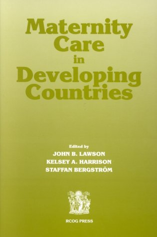 9781900364393: Maternity Care in Developing Countries