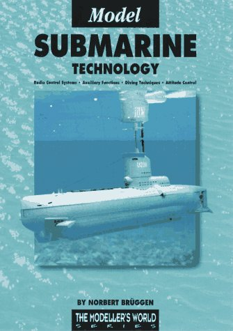9781900371049: Model Submarine Technology