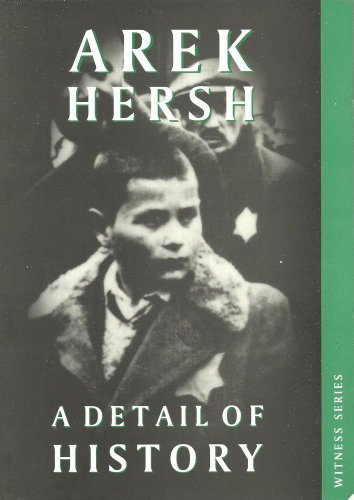 9781900381062: A Detail of History (Witness collection)