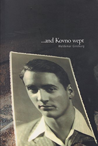 9781900381079: And Kovno Wept