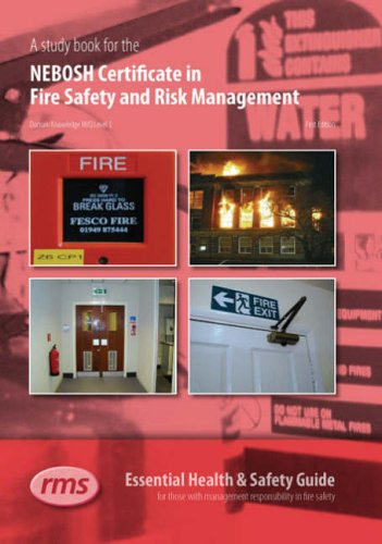 9781900420761: NEBOSH Certificate in Fire Safety and Risk Management: Study Book