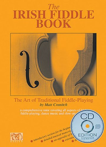 9781900428675: The Irish Fiddle Book: The Art of Traditional Fiddle-Playing (Book & CD)