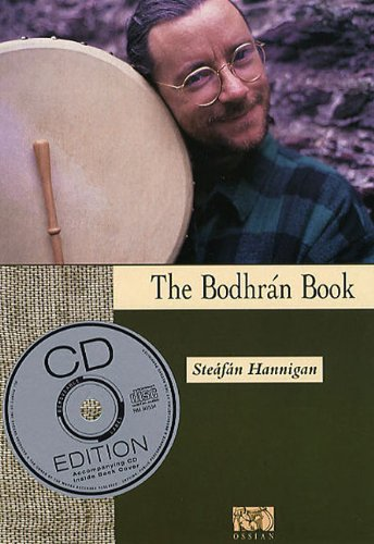 9781900428729: THE BODHRAN BOOK BK/CD