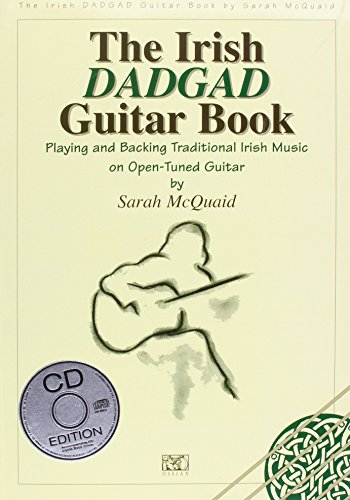 9781900428972: IRISH DADGAD GUITAR BOOK WITH CD