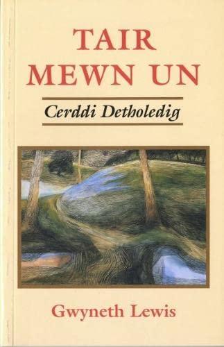 9781900437691: Tair Mewn Un - Cerddi Detholedig
