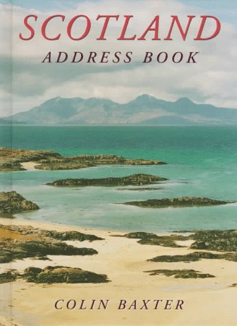 9781900455145: Scotland Address Book