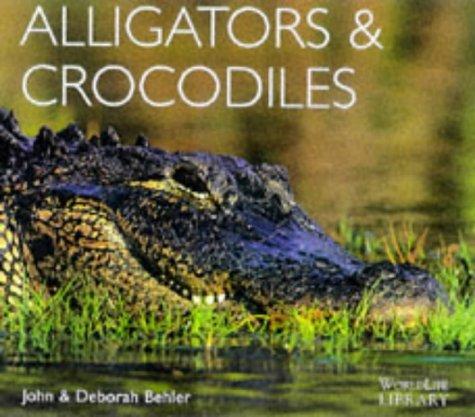 9781900455442: Alligators and Crocodiles (Worldlife Library)