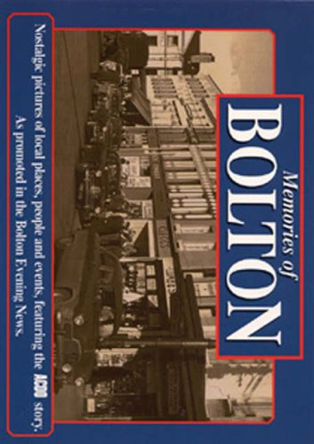9781900463454: Memories of Bolton
