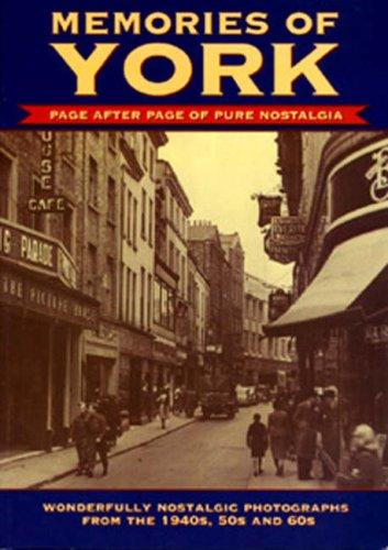 9781900463669: Memories of York