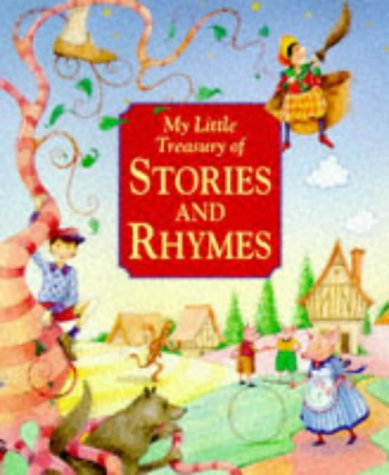 9781900465045: My Little Treasury of Stories and Rhymes