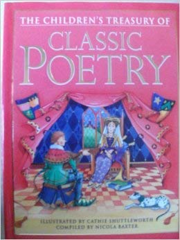 9781900466516: The Childrens Treasury of Classic Poetry