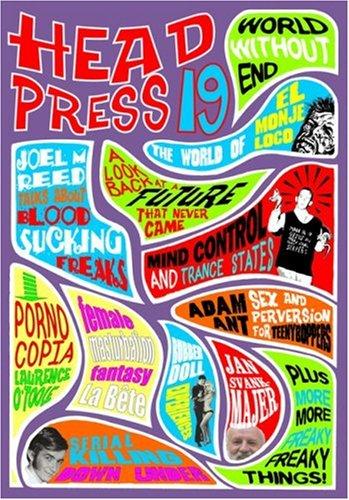 Headpress 19: World Without End: David Kerekes Marie-Luce