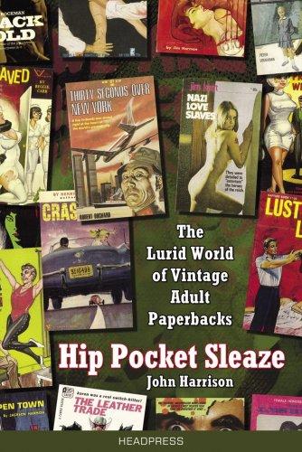 9781900486484: Hip Pocket Sleaze: The Lurid World of Vintage Adult Paperbacks