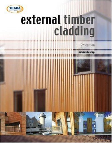9781900510554: External Timber Cladding