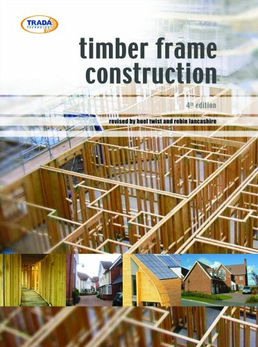 9781900510561: Timber Frame Construction