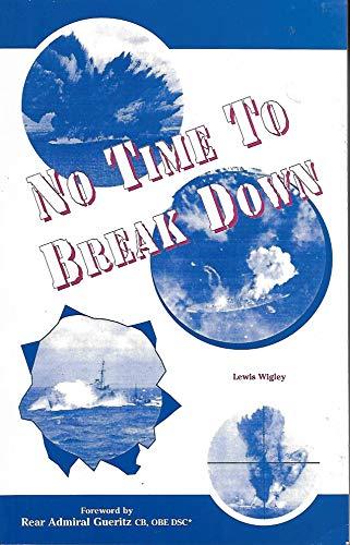 No Time To Break Down: Lewis Wigley