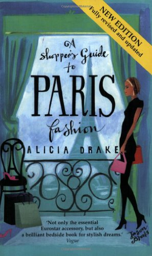 9781900512435: A Shopper's Guide to Paris Fashion