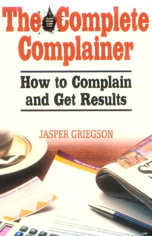 9781900512862: The Complete Complainer