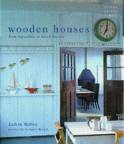9781900518338: Wooden Houses