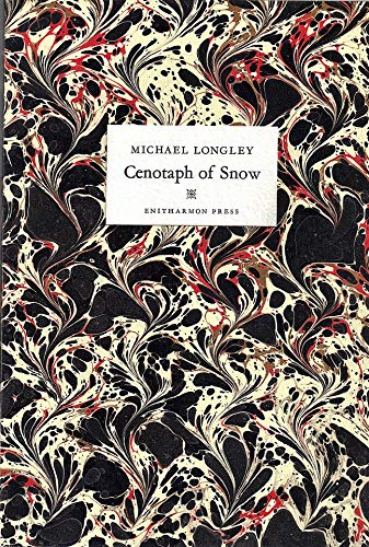 9781900564694: Cenotaph of Snow: Sixty Poems About War