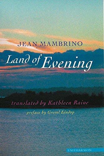 9781900564748: Land of Evening