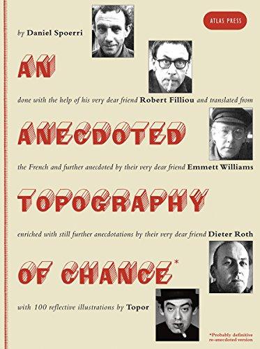 Anecdoted Topography of Chance (Hardcover): Daniel Spoerri
