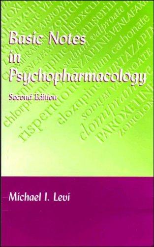 9781900603607: Basic Notes in Psychopharmacology