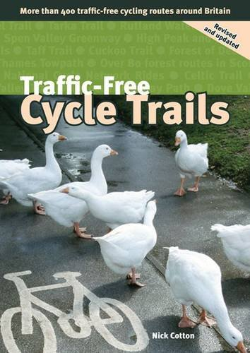 9781900623216: Traffic-free Cycle Trails: More Than 400 Traffic-free Cycling Routes Around Britain