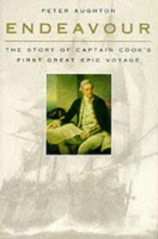 9781900624305: Endeavour: The Story Of Captain Cook's First Great Epic Voyage