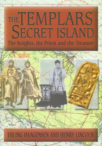 9781900624374: The Templars' secret island: The knights, the priest and the treasure