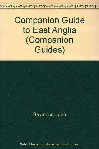 9781900639026: The Companion Guide to East Anglia (Companion Guides)