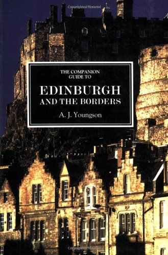 9781900639033: The Companion Guide to Edinburgh and the Border Country (Companion Guides)
