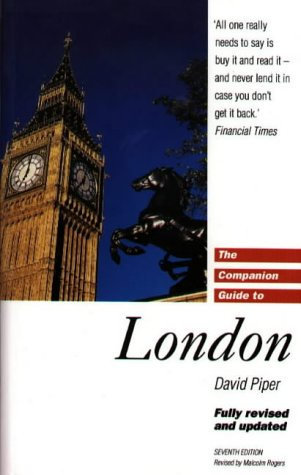 9781900639064: The Companion Guide to London (Companion Guides)