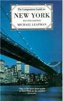 9781900639095: The Companion Guide to New York (Companion Guides)